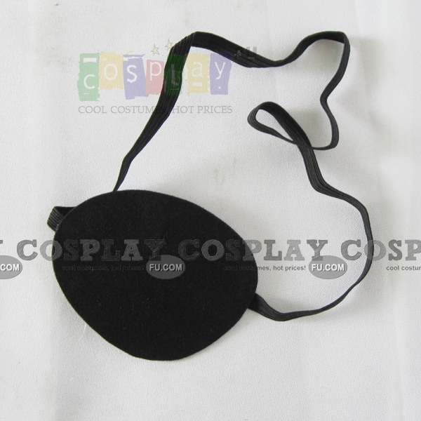 Cosplay Eyepatch for Kuroshitsuji and More