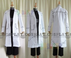 Dr Stein Cosplay Costume from Soul Eater