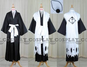 Kenpachi Costume from Bleach