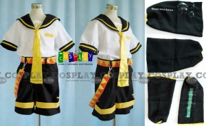 Len Cosplay Costume from Vocaloid