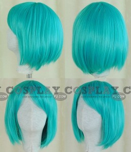 Miku Wig (Mikuzukin) from Vocaloid
