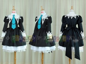 St Miator Girl's School Uniform Costume (for-Ottavia) from Strawberry Panic