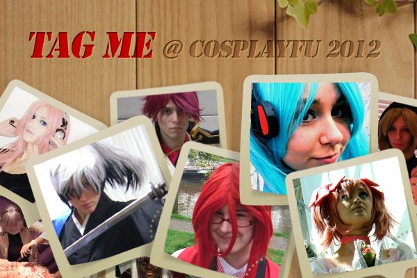 Tag Me@CosplayFU 2012