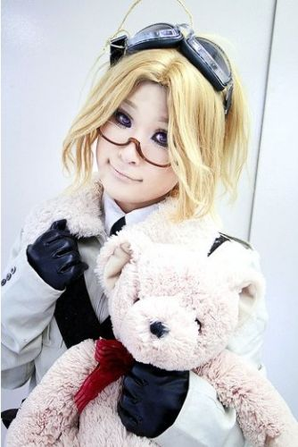 Axis Power Hetalia Kanada Cosplay