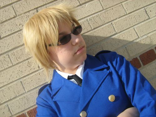 Hetalia: Axis Powers Suecia Cosplay