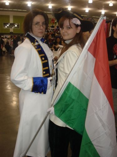 Hetalia: Axis Powers Hungary Cosplay