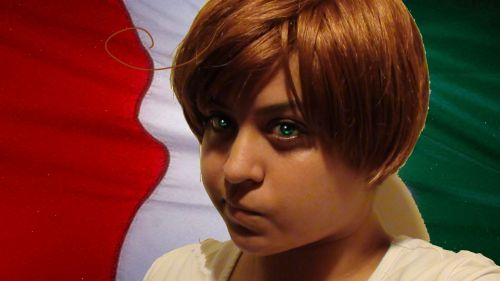 Hetalia: Axis Powers Romano Cosplay