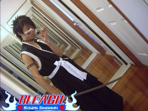 Bleach Hisagi Shuuhei Photos Cosplay