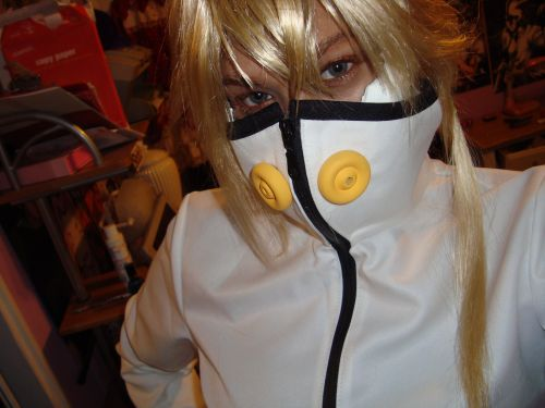 Bleach Halibel Cosplay Fotos