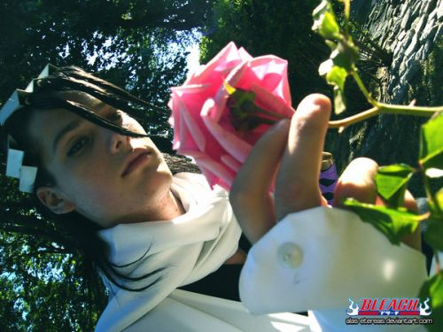 Uruguayan Cosplayer - Byakuya 01