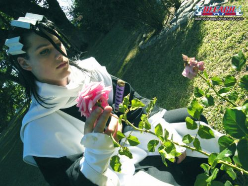 Uruguayan Cosplayer - Byakuya 02