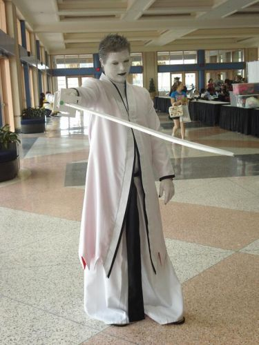 Bleach Ogihci Ikasoruk Cosplay Fotos