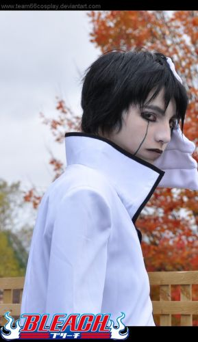 Bleach Ulquiorra Cosplay Fotos