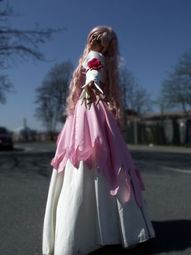 Code Geass: Lelouch of the Rebellion Euphemia Vi Britannia Cosplay