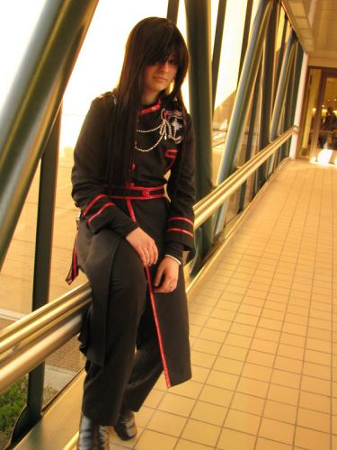 D. Gray-Man Kanda Yuu Photos Cosplay