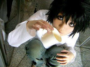 Death Note L Lawliet Fotos Cosplay