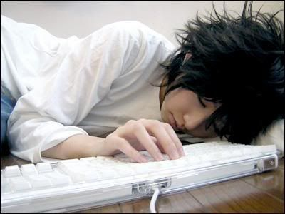 Death Note L Lawliet Photos Cosplay
