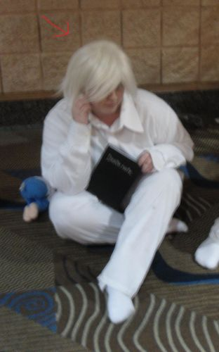 Death Note Near Cosplay Fotos