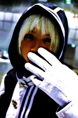 D grey man Allen Walker Foto Cosplay