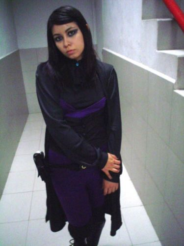 Ergo Proxy Lil Mayer Cosplay Fotos