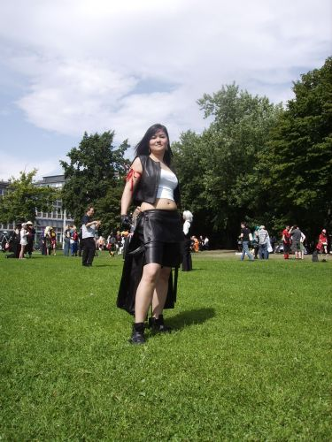 Final Fantasy Tifa Lockheart Foto Cosplay