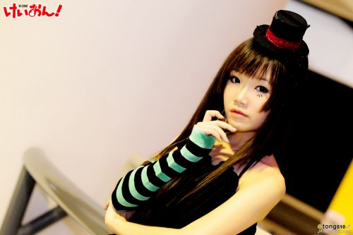 K-ON! Akiyama Mio Fotos Cosplay