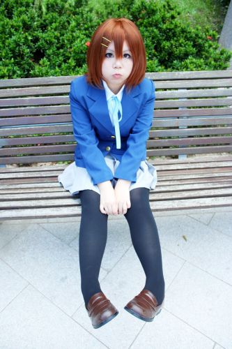 K-On! Yui Hirasawa Cosplay Fotos