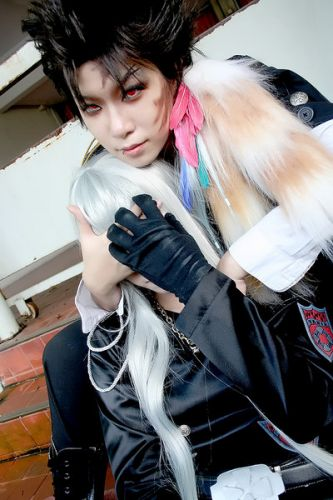 Katekyo Hitman Reborn! Xanxus Photos Cosplay