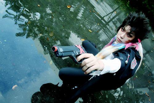 Katekyo Hitman Reborn! XANXUS コスプレ写真