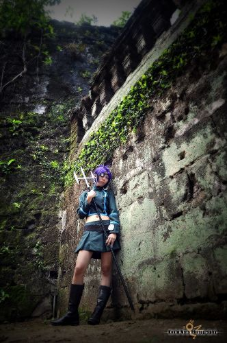 Katekyo Hitman Reborn Chrome Dokuro Cosplay Fotos