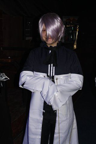 Kevin Regnar Break Xerxes Cosplay