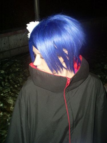 Konan from Naruto Foto Cosplay