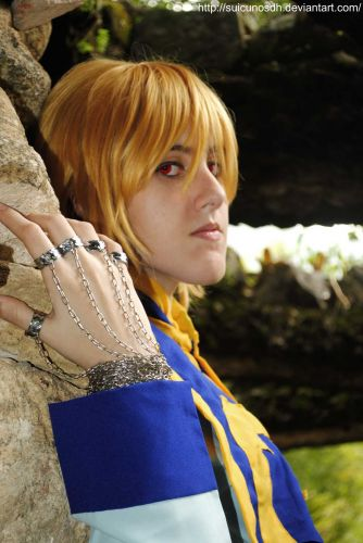 Kurapika Cosplay Kurapika Cosplay コスプレ写真