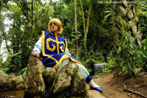 Kurapika Cosplay Kurapika Cosplay Cosplay