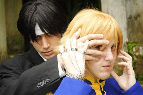 Kurapika kuroro Cosplay Kurapika kuroro Cosplay Fotos Cosplay