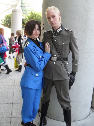 Axis Power Hetalia Germany Fotos Cosplay