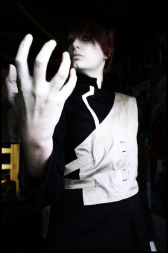 Naruto Shippuden Gaara Photos Cosplay