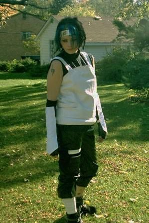 NARUTO Anbu Black ops Cosplay Fotos