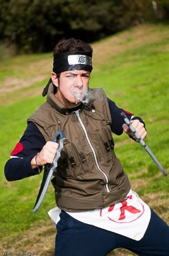 NARUTO Asuma Sarutobi Photos Cosplay