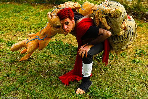 NARUTO Gaara Photos Cosplay