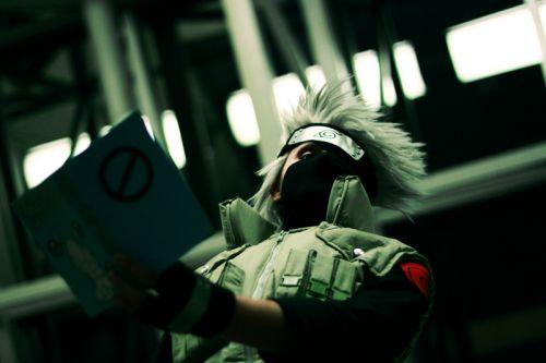 NARUTO Kakashi Hatake Photos Cosplay