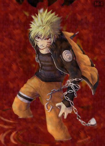 Naruto shippudent Kyuubi Cosplay