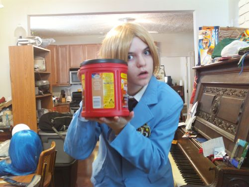 Ouran High School Host Club Tamaki Suo Cosplay