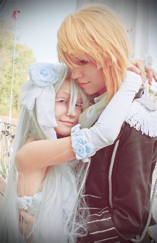 Pandora Hearts Will of the abyss Cosplay
