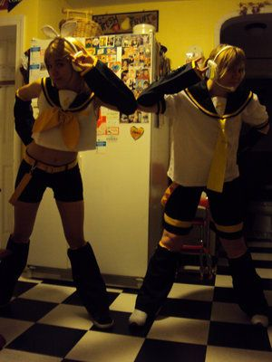 Vocaloid Twins
