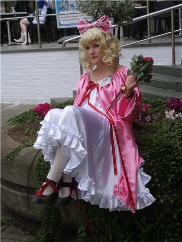 Rozen Maiden Hina Ichigo Photos Cosplay