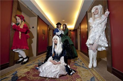 Rozen Miaden Kira Kishou Photos Cosplay
