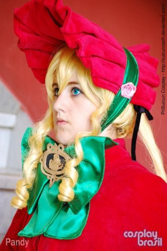 Shinku Shinku Cosplay