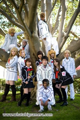 Vampire Knight Ruka Souen Fotos Cosplay
