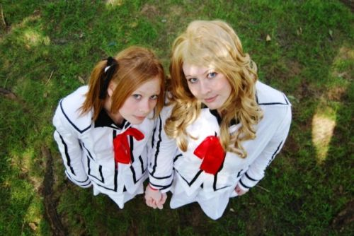 Vampire Knight Ruka Sōen Photos Cosplay